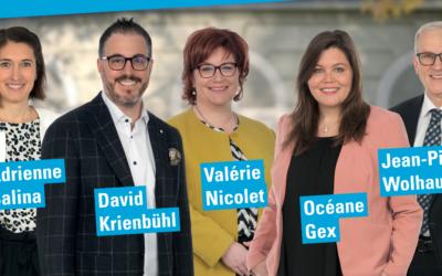 Video : Unsere Kandidaten für den Gemeinderat